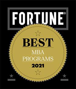 Fortune Best MBA Programs 2021