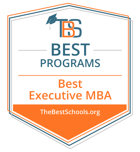 Rutgers EMBA ranked #20 best on-campus executive MBA program