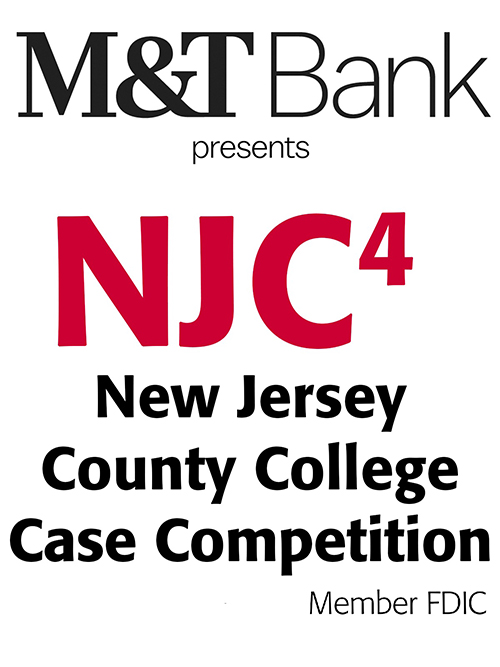 M&T Bank logo along with the NJC4 logo