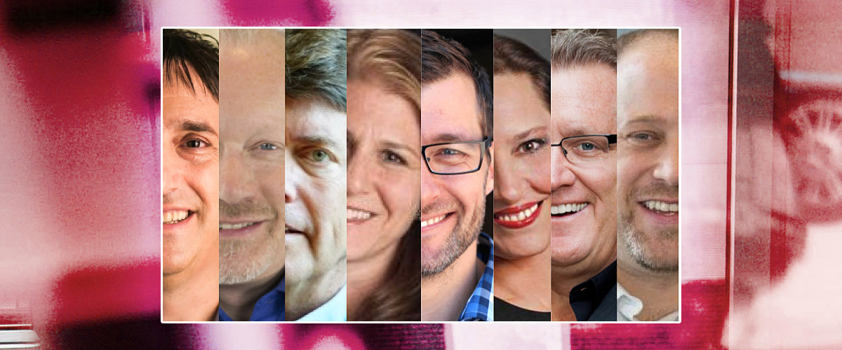 Eight experts share secrets to success in social media