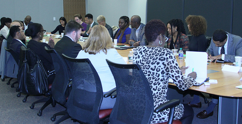 The New Jersey Economic Development Authority and the Rutgers Business School convened the first-ever New Jersey Founders and Funders Diversity Roundtable.
