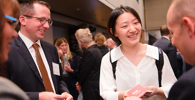 The Finance Alumni Network was started to help connect Rutgers Business School students with alumni in the financial services industry.
