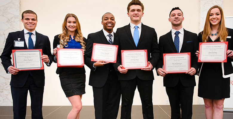 Bergen Community College students took first prize for the second year in a row.
