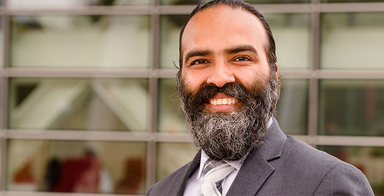 Gurpreet Singh, who completed his Rutgers MBA in 2005, will receive the prestigious Armand Feigenbaum medal in May.