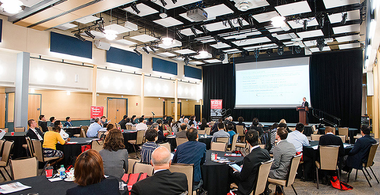 Rutgers Business School hosts academic conference on finance, economics and accounting ideas.