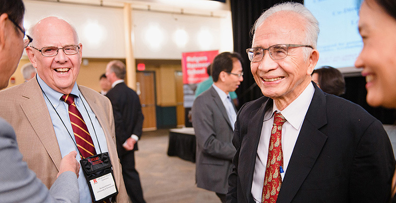 Rutgers Business School Professor Cheng-Few Lee has run the Conference on Pacific Basin Finance and Economics for the past 26 years.