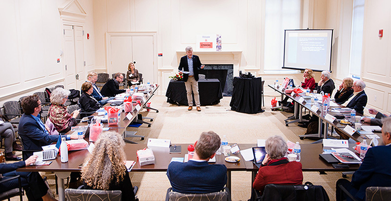 Rutgers Business School hosted the tenth TransAtlantic Business Ethics Conference in November.