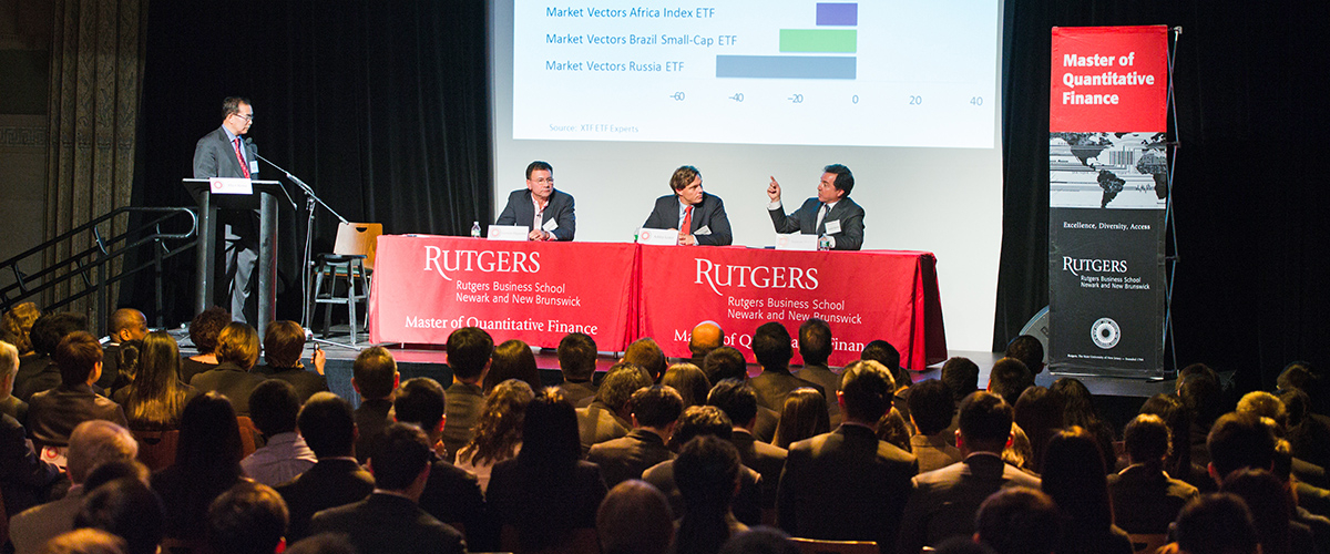 Annual Master of Quantitative Finance Quant Summit