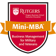 Mini-MBA: Business Management for Military and Veterans