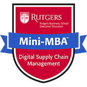 Mini-MBA: Digital Supply Chain Management