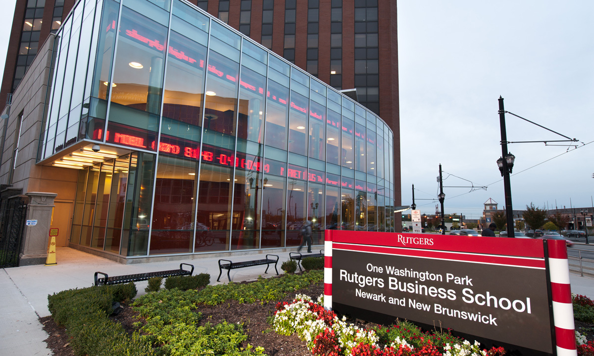 Specialty Master S Programs Rutgers Business School